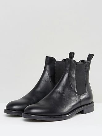 99efebaf0fd Vagabond amina black leather chelsea boots - Black