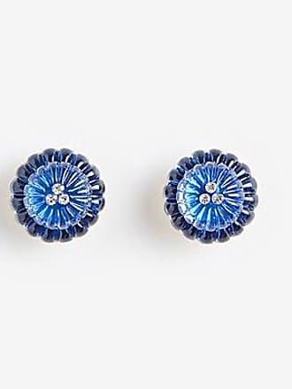 ANN TAYLOR Tiled Stud Earrings