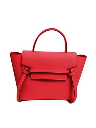 a76717a9085c Jessica Buurman AYLON Strap Embellished Leather Tote Bag - Mini