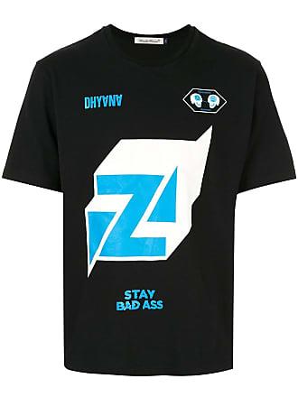 Undercover Camiseta com estampa gráfica - Preto