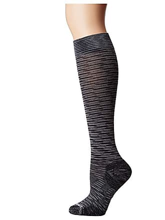 043c05c7b Smartwool Basic Knee High (Black Space Dye) Womens Knee High Socks Shoes