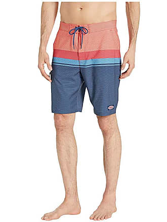 7894d853d3b2b9 Delivery: free. Vineyard Vines Striped Boardshorts (Mai Tai) Mens Swimwear