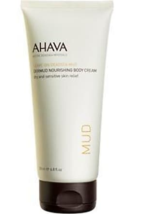 Ahava Leave-On Deadsea Mud Dermud Nourishing Body Cream 200 ml