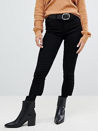 Vila skinny denim jeans - Black