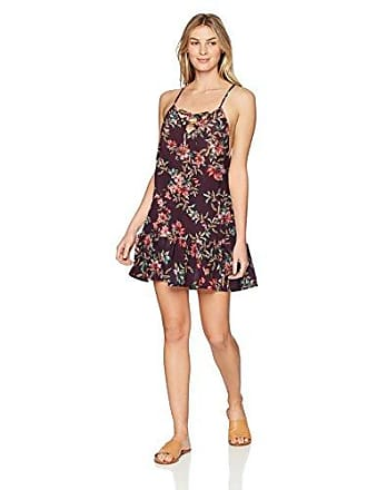 Sunsets Womens Riviera Dress, Rosewood Vines, X-Large