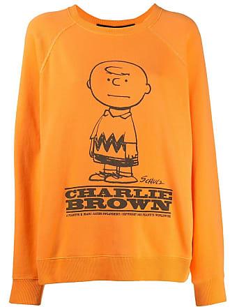 Marc Jacobs Moletom Charlie Brown - Laranja