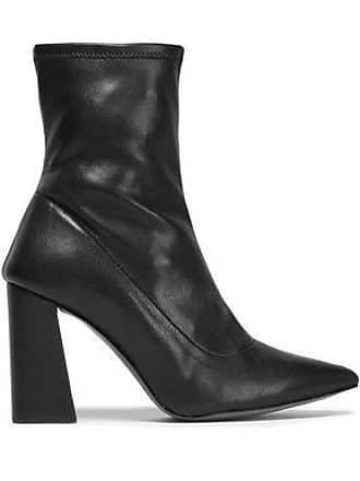 45a0bc8da1b4 Rebecca Minkoff Rebecca Minkoff Woman Leather Ankle Boots Black Size 35