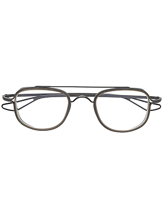 Dita Eyewear Armação de óculos estruturada - Cinza