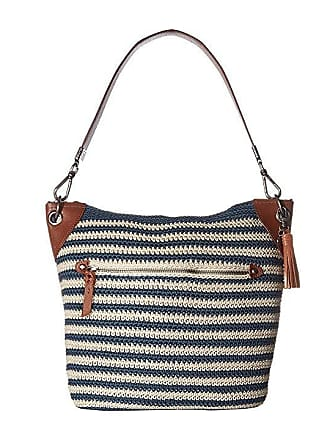 The Sak Indio Crochet Hobo Vintage Eggshell Handbags