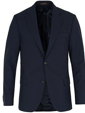 Oscar Jacobson Edmund Blazer Super 120s Wool Navy af485cf09133d