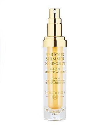 Hampton Sun Serious Shimmer Cooling Spray, Bronze, 1 fl. oz