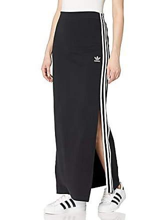 adidas Originals Womens Skirt, Black, Medium