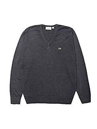 Lacoste AH3015 Herren Pullover V-Ausschnitt,Männer Basic  Strickpullover,Freizeit und Business Pulli 1229190439