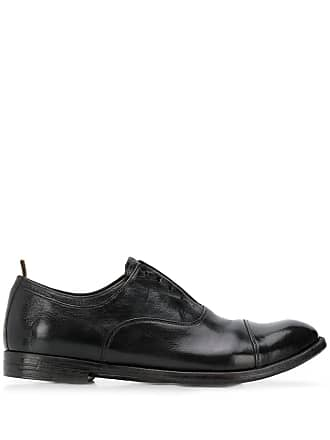 Officine Creative laceless loafers - Brown