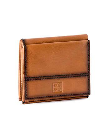 a0d4b01d7e8 DuDu Portefeuille pour homme en cuir avec porte-monnaie extérieur et  porte-cartes de