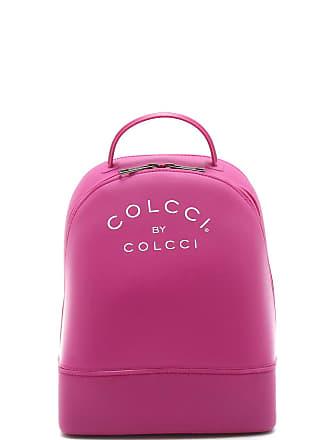 Colcci Mochila Colcci Logo Rosa