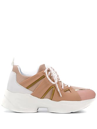 Liu Jo chunky sole panel sneakers - Neutrals