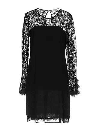 f5cbd634043487 Diane Von Fürstenberg® Kleider in Schwarz  bis zu −65%