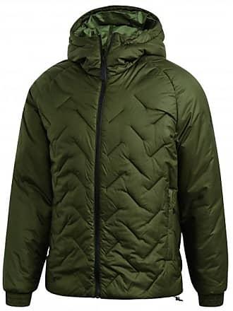adidas BTS Jacket Kunstfaserjacke für Herren   oliv schwarz 7ac838a978