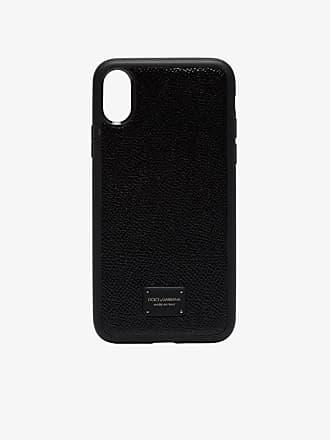 Dolce & Gabbana Black iPhone XS CSS case