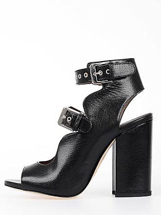 Laurence Dacade 10cm Leather NELEN Sandals size 36,5