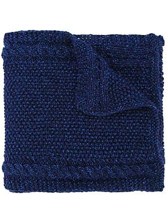 0711 Lyudmila Tussey scarf - Blue