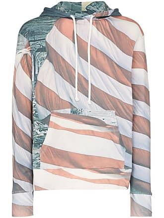 424 Moletom American Flag com capuz - 108 - Multicoloured