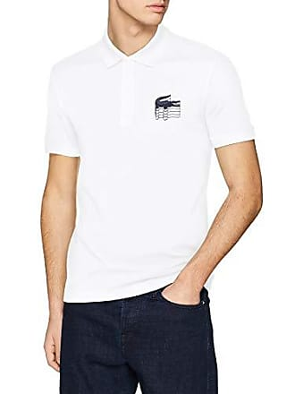 218086796fb Lacoste PH6402 Polo Homme Blanc (Blanc 001) XXX-Large (Taille Fabricant