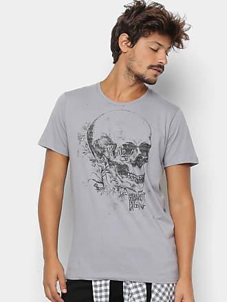 Colcci Camiseta Colcci Estampa Caveira Masculina - Masculino 3e5b83a2f0b