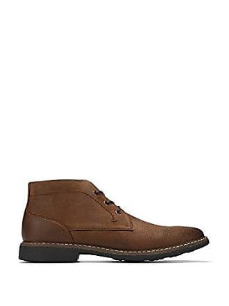 Kenneth Cole Reaction Mens Design 20525 Chukka Boot, Brown, 7.5 M US