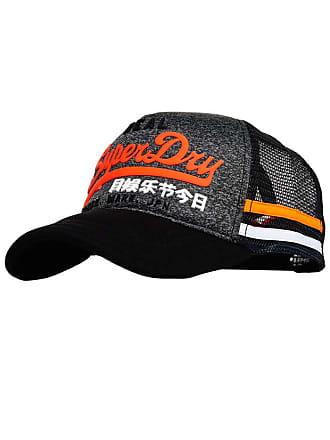 b6c17635 Superdry Mens Premium Goods Cap Baseball, Arancione (Orange/Grey Tv4), One