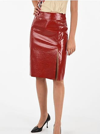 Drome Patent Leather Skirt size L
