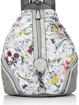 Rieker Womens Handtasche H1054 Backpack Handbag, Multi-Coloured (ice-Multi/Grey/Frost), 400x160x330 Centimeters (B x H x T)