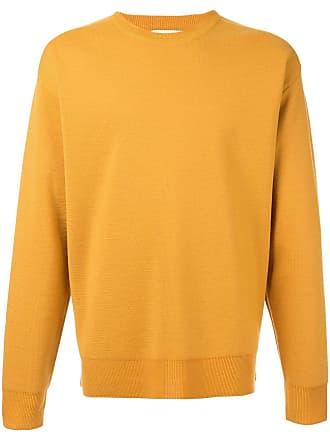 Wooyoungmi Suéter decote careca - Amarelo