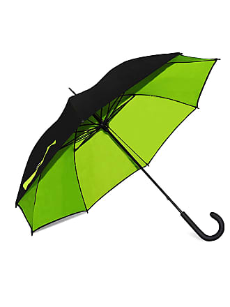 Nicole Miller Double Canopy Manual Fashion Stick Umbrella