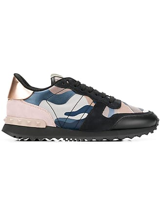 36efed49ee432 Valentino® Leather Trainers − Sale: up to −60% | Stylight