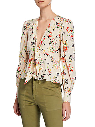 2e226a622f63ff Veronica Beard® Long Sleeve Blouses: Must-Haves on Sale up to −70 ...