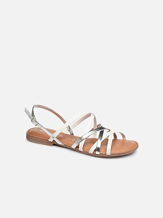 7beeb1c16ba11b Tamaris Chloe - Sandalen für Damen   weiß