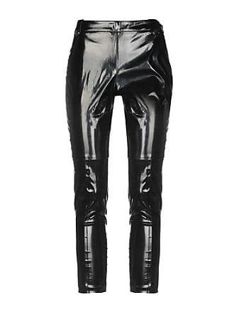 9858b311b3 Pantalones De Cuero para Mujer  Compra hasta −75%
