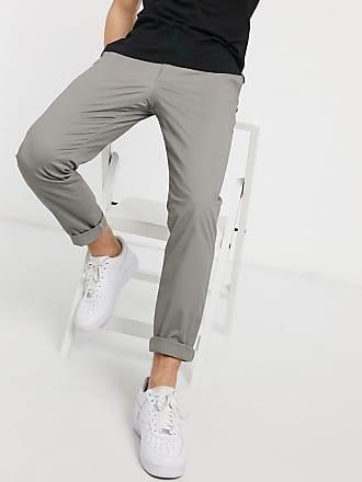 A X Armani Exchange skinny fit chinos in khaki grey