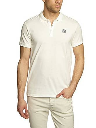 bf8cba37 Jack & Jones JJORTED Polo Solid SS Bianco (Cloud Dancer), ...