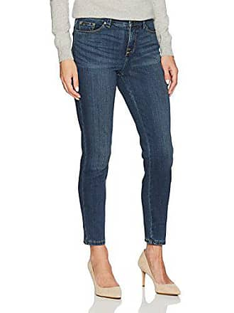 Lee Womens Modern Series Midrise Fit Anna Skinny Ankle Jean, Eclipse, 8