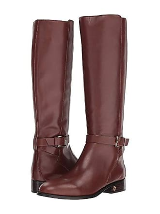 4fa7aea05d64 Tory Burch Brooke 25mm Knee Boot (Perfect Brown) Womens Boots