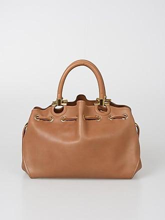 3a22f40b7e7e Salvatore Ferragamo Leather SONIA Tote Bag size Unica