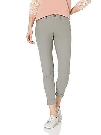 Hue Womens Essential Denim Jean Skimmer Leggings, Assorted, Cuffed/Filament L