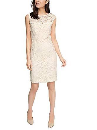 b313ed029ca Esprit Damen 026EO1E002-hochwertige Spitzenverzierung Kleid