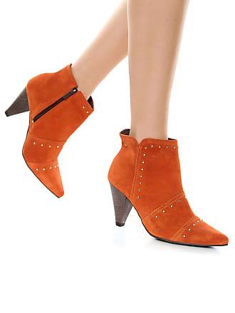 5fd8532f2d Sapatos Feminino em Laranja  Agora com até −70%