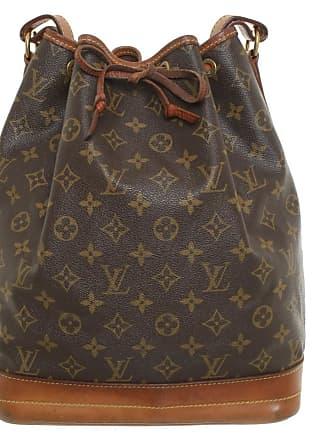 8867dd578fc5e Louis Vuitton gebraucht - Umhängetasche aus Canvas in Braun - Damen - Canvas