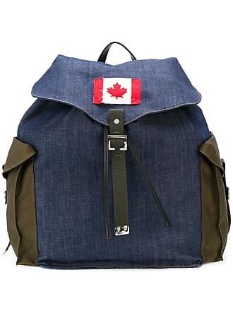 Dsquared2 Mochila jeans - Azul