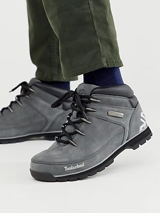 Timberland euro sprint hiker boots in Grey